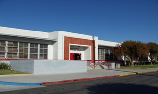 Sweetwater High School (Just before the recent construction)