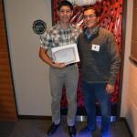 Rafael Morales-University of Colorado Morgan Family Scholarship